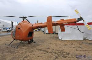 DeltaD2直升机