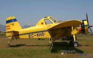 空中拖拉机Air Tractor AT-401B