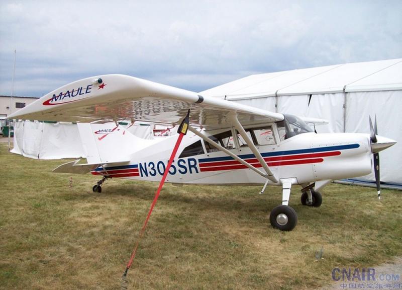 maule m-9手工制作飞机 - 机型图片 - 舱位分布