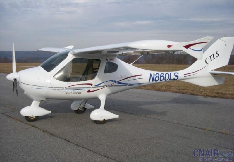 CTLS来自德国飞机公司Flight Design,是新一代的LSA,LSA的意思就是Light Sport Aircraft(轻型运动飞机),就是那些结构最简单,你可以轻易学会,然后不用反复计算飞行成本,能单纯地为娱乐自己而开动的小飞机。   CT系列是在众多LSA当中比较值得关注的,因为她是休闲飞行运动大国--美国最畅销的LSA,是首批得到ASTM(美国材料与试验协会)标准认证的飞机之一,同时在过去12年亦甚得德国及欧洲飞行员的爱戴,而CTLS就正是CT系列中最新的。   德国飞行设计公司(Fli
