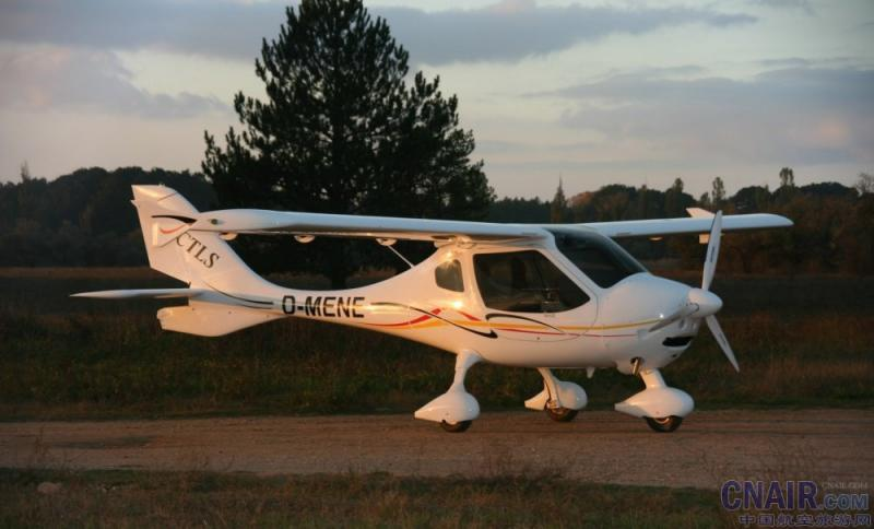 ctls飞机介绍 - 机型图片