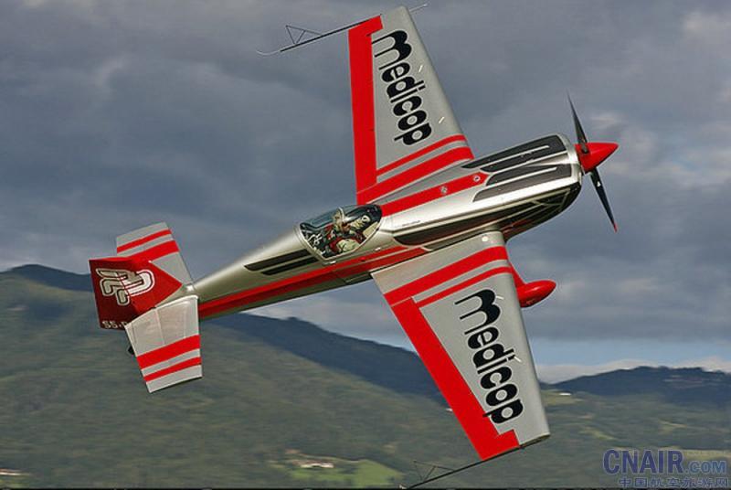 extra ea 330 sc飞机介绍 - 机型图片 - 舱位分布