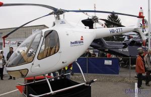 Cabri G2直升机