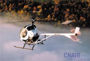 西科斯基S-300CBi 单发活塞式直升机