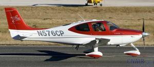 西锐SR22-GTS飞机