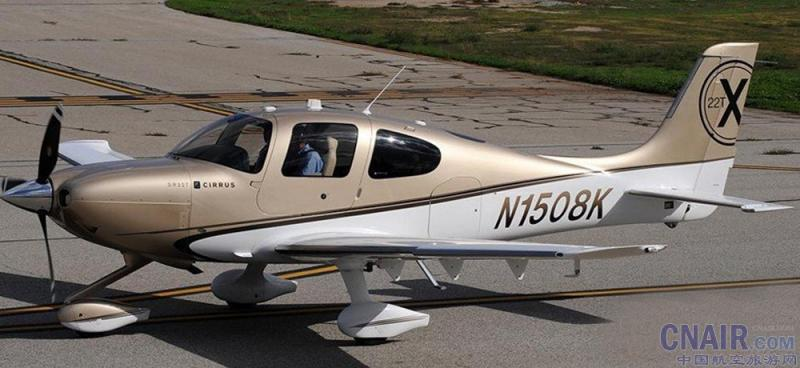西锐sr22gts飞机 机型图片