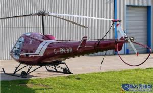美国思斯特龙直升机F28F