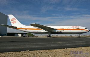 空中客车A300B1-100双发宽体客机