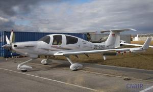 钻石DA50轻型飞机