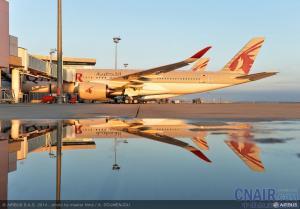 空客A350XWB宽体飞机:缔造高效