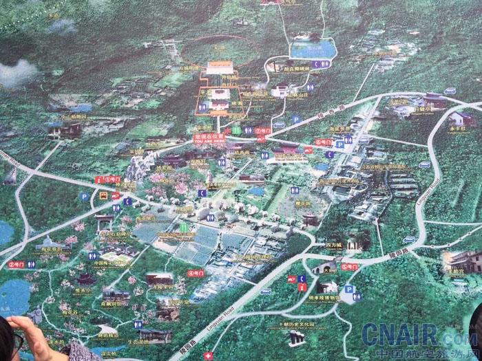 旅行游记 > 正文    钟山风景区,包含中山陵景区,明孝陵景区及灵谷寺